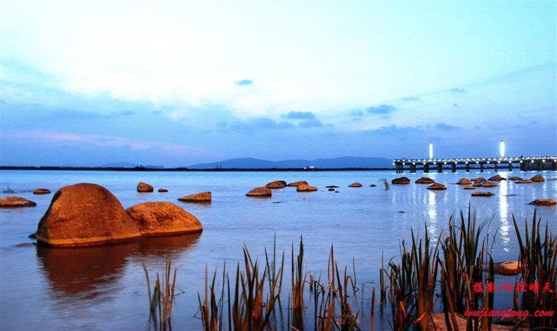 东太湖生态园风光图片